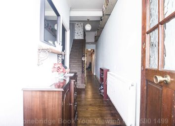 Thumbnail 4 bed terraced house for sale in Shrewsbury Road, Forest Gate