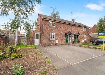 Thumbnail 2 bed semi-detached house for sale in Parker Road, Wittering, Peterborough
