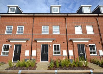 Thumbnail 3 bed town house to rent in Academy Terrace, Walton Hall Drive, Felixstowe