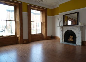 Thumbnail 3 bed flat to rent in Grange Crescent, Sunderland