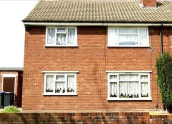 Thumbnail 1 bed flat for sale in Essex Avenue, Wednesbury