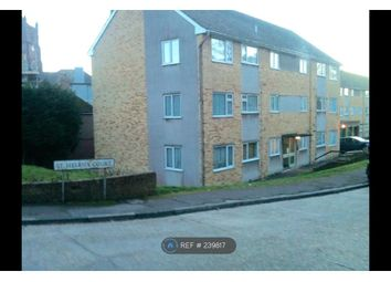 Thumbnail 2 bed flat to rent in St Helens Park Road, Hastings