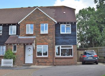 4 bed semi-detached house for sale in Carpenters Close, Rochester ME1