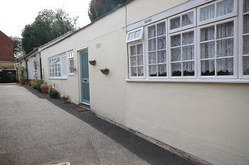 Thumbnail 2 bed terraced house to rent in Regency Arcade, East Street, Warminster