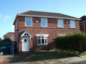 Thumbnail 3 bed semi-detached house to rent in Lavender Lane, South Shields