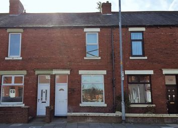 Thumbnail 2 bed terraced house to rent in Greystone Road, Carlisle