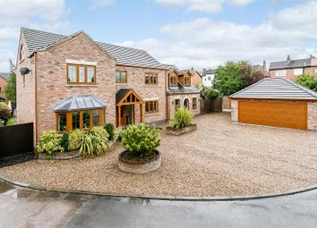 Thumbnail 6 bed detached house for sale in Jubilee Court, West Hallam, Ilkeston