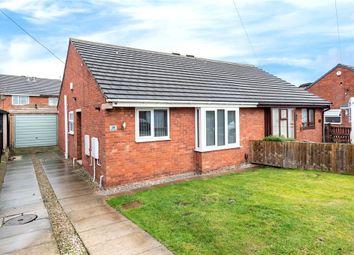 Thumbnail 2 bed semi-detached bungalow for sale in Alden Avenue, Morley, Leeds, West Yorkshire