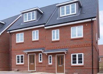 Thumbnail 3 bed terraced house for sale in Parklands, Woodlands Avenue, Earley, Berkshire
