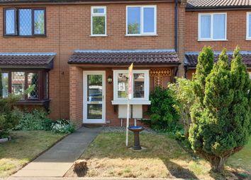 Thumbnail 2 bed semi-detached house to rent in Meadow Way, Bracebridge Heath, Lincoln