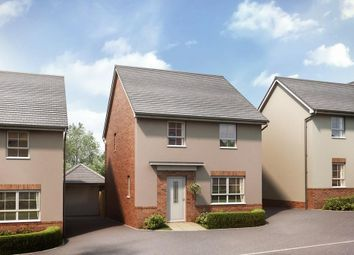 "Thumbnail 4 bed detached house for sale in ""Chester"" at Upper Chapel, Launceston"