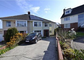 Thumbnail 4 bed semi-detached house for sale in Briarwood, Bristol