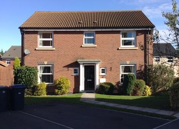 Thumbnail 4 bed detached house to rent in Percival Way, Groby