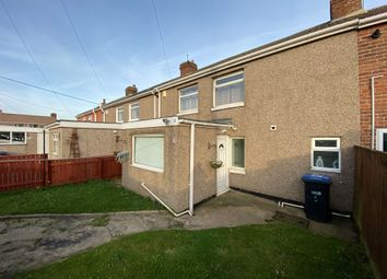 Thumbnail 3 bed terraced house for sale in West Avenue, Easington Colliery, Peterlee
