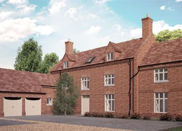 Thumbnail 5 bed detached house for sale in Plot 3, Cadeby Court, Sutton Lane, Cadeby