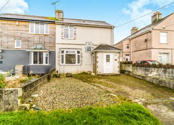 Thumbnail 4 bed semi-detached house for sale in Queens Road, Higher St. Budeaux, Plymouth