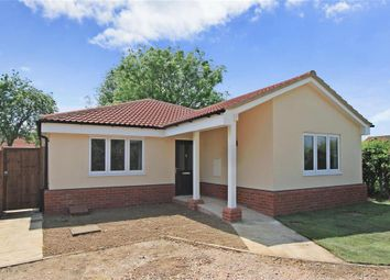 Thumbnail 3 bed bungalow for sale in High Road, North Weald, Essex