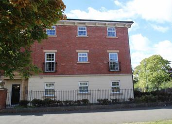 Thumbnail 2 bed flat for sale in Eastbury Way, Redhouse, Swindon