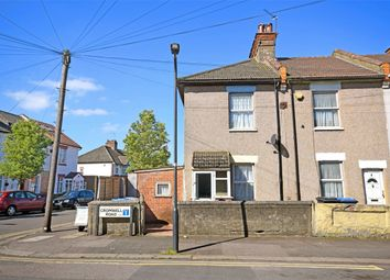 Thumbnail 3 bedroom end terrace house for sale in Cromwell Road, Wembley, Middlesex