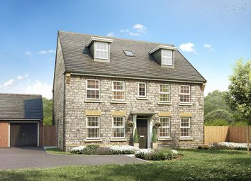 """Thumbnail 5 bedroom detached house for sale in """"Buckingham"""" at Barley Fields, Thornbury, Bristol"""