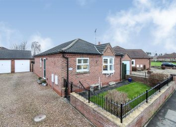 Thumbnail 2 bed detached bungalow for sale in Meadow Road, Driffield
