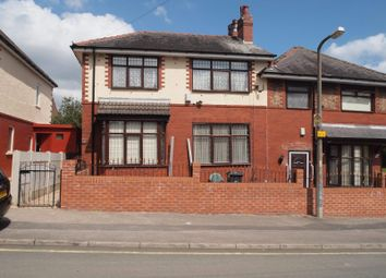 Thumbnail 1 bedroom end terrace house to rent in Oxford Street, Preston