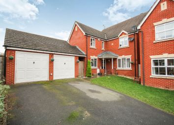 Thumbnail 5 bed detached house for sale in Greenways, Coventry