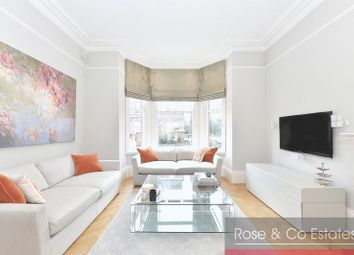 Thumbnail 3 bed flat for sale in Canfield Gardens, South Hampstead, London