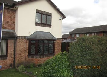 Thumbnail 2 bedroom semi-detached house to rent in Bambury Street, Adderley Green, Stoke-On-Trent