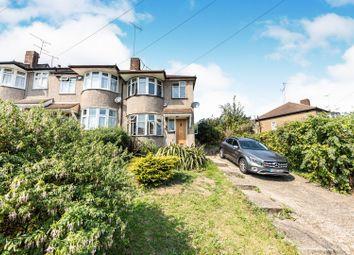Thumbnail 3 bed end terrace house for sale in Rushdene Avenue, Barnet