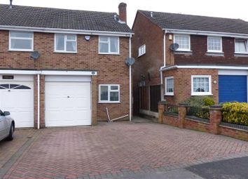 3 bed semi-detached house for sale in Rambler Close, Newhall, Swadlincote DE11