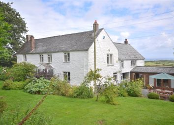 Thumbnail 4 bed detached house for sale in St. Keverne, Helston