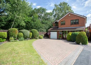 Thumbnail 4 bed detached house for sale in Thistle Down Close, Sutton Coldfield