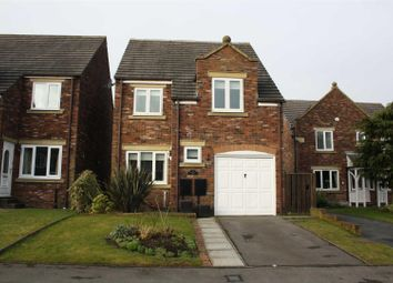 Thumbnail 3 bed detached house to rent in Highfield Rise, Chester Le Street