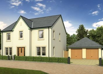 Thumbnail 5 bed detached house for sale in Plot 1, Melville + At Kings Court, Dunbar