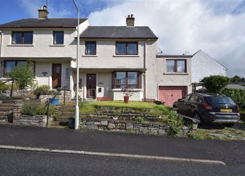 Thumbnail 3 bed semi-detached house for sale in Kylintra Crescent, Grantown-On-Spey