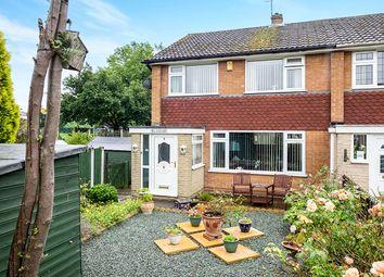 Thumbnail 3 bed terraced house for sale in Elton Close, Stapleford, Nottingham
