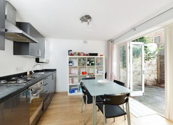 Thumbnail 3 bed flat to rent in Stirling Road, Stockwell, London