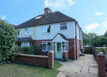 Thumbnail 3 bed semi-detached house for sale in Firs Avenue, Bramley, Guildford