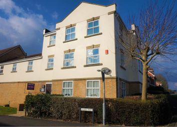 Thumbnail 2 bed flat for sale in Fosse Way, Yeovil