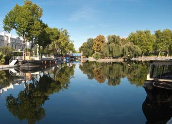 Thumbnail 1 bed flat for sale in Amberley Waterfront, Little Venice, Maida Vale, London