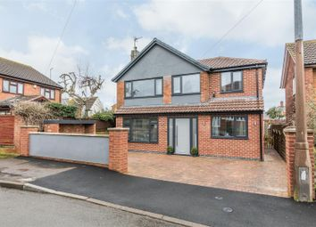 Thumbnail 5 bed detached house for sale in The Rushes, Gotham, Nottingham