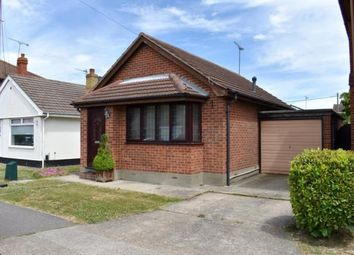 Thumbnail 1 bed bungalow for sale in May Avenue, Canvey Island