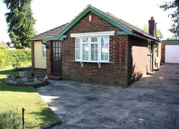 Thumbnail 2 bedroom detached bungalow for sale in Frampton Close, Woodley, Reading, Berkshire