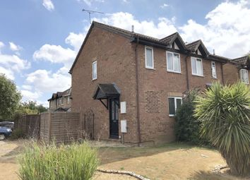 Thumbnail 2 bed semi-detached house for sale in Stonybeck Close, Westlea, Swindon