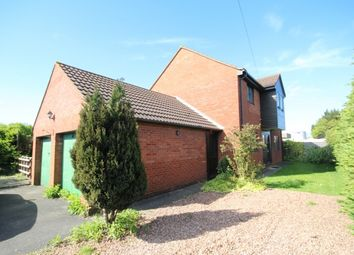 Thumbnail 3 bed detached house for sale in Bristol Road, Bridgwater