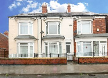 Thumbnail 2 bed terraced house for sale in De La Pole Avenue, Hull, East Riding Of Yorkshire