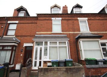 Thumbnail 3 bed terraced house for sale in Salisbury Road, Smethwick, West Midlands