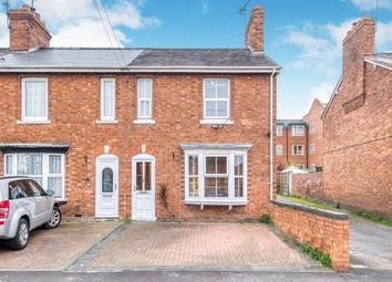 Thumbnail 3 bedroom end terrace house for sale in Briar Close, Evesham, Worcestershire
