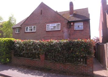 Thumbnail 3 bed semi-detached house for sale in Victoria Road, Knaphill, Woking